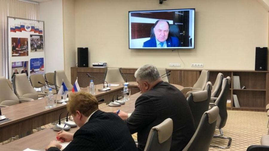 Уполномоченный по правам человека в РФ утвердила Юрия Зельникова на должность калужского омбудсмена