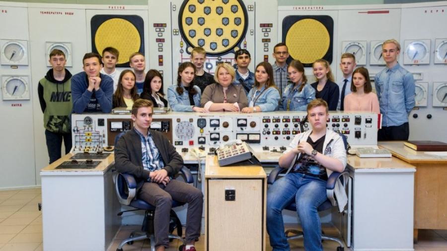 Курчатовские чтения в Обнинске собрали больше 60 школьников
