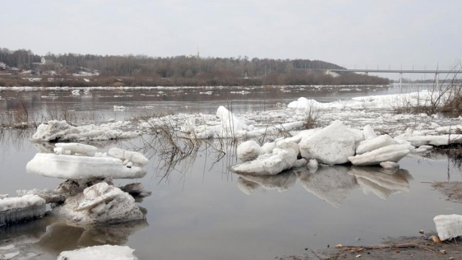 В 53 населенных пунктах Калужской области установили границы зон затопления и подтопления