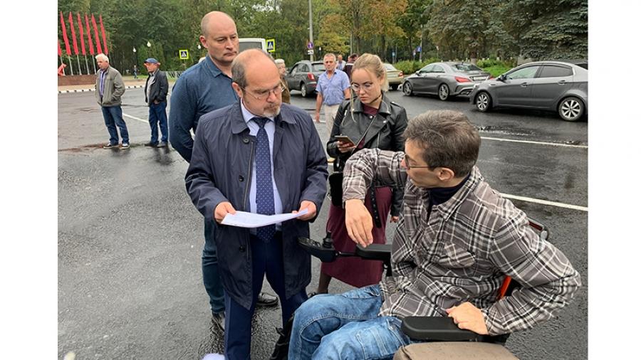 Обнинск одобрил новые дороги