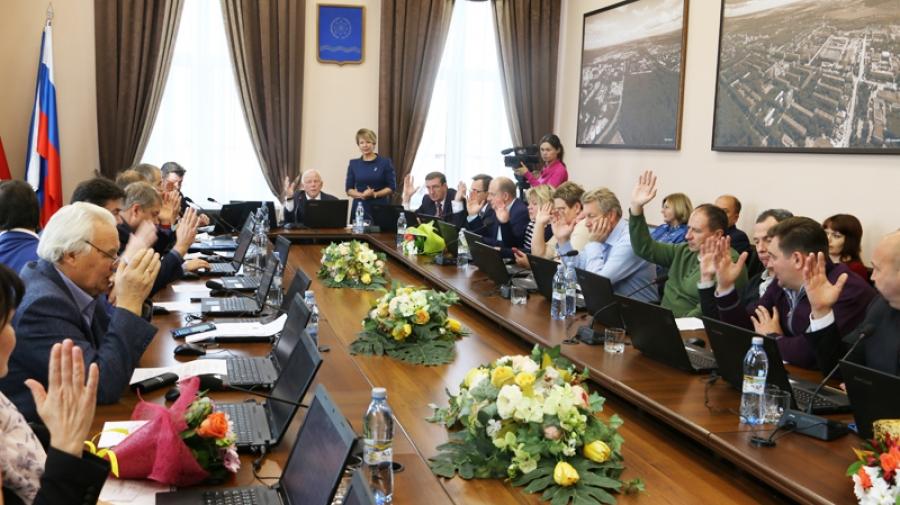 Слуги народа: 25 апреля 1994 года состоялось первое заседание Обнинского городского Собрания. С того времени минуло 25 лет.