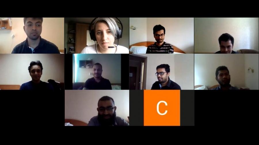 В Техакадемии Росатома бенгальских специалистов продолжают учить онлайн
