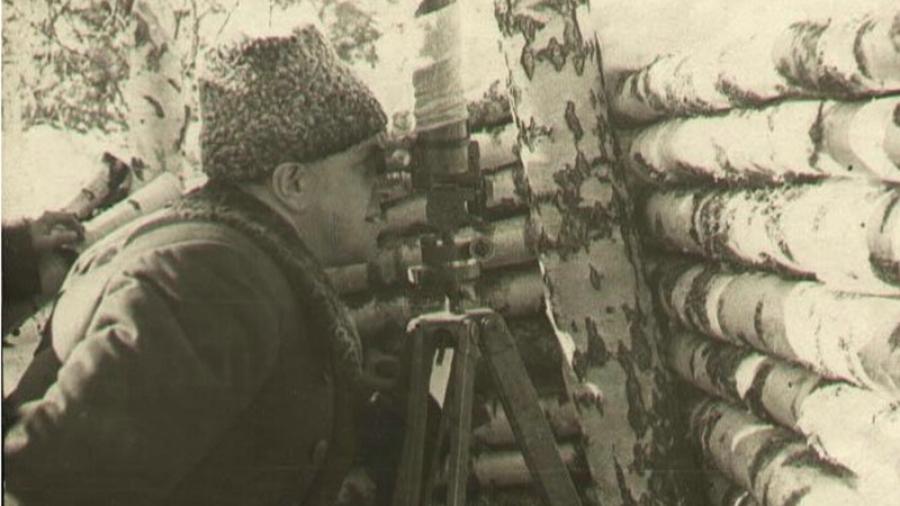 Выставка военных фотографий пройдет в штабе Западного фронта
