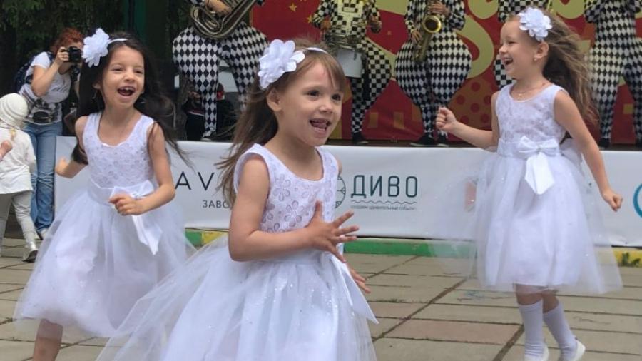 В Обнинске при большом аншлаге проходит Дивофест