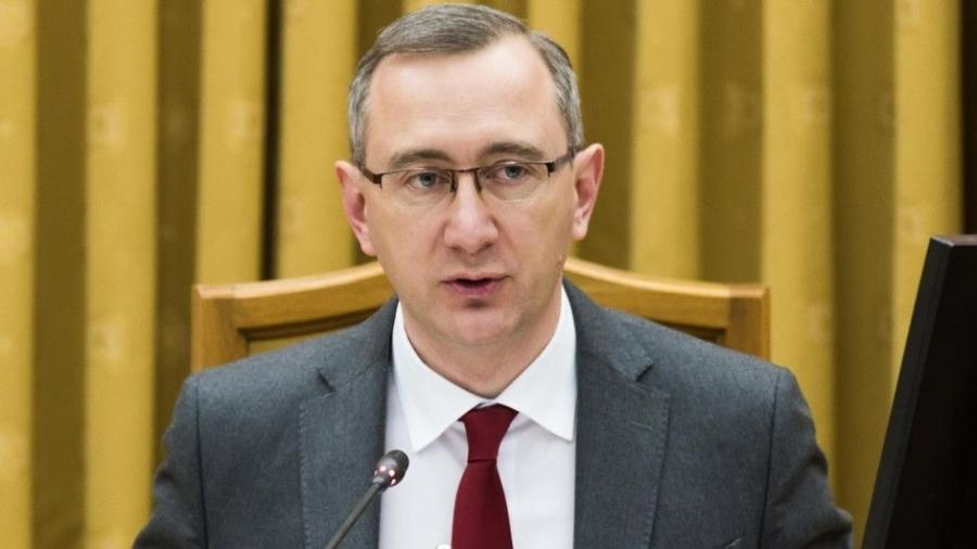 Владислав Шапша провел свое первое заседание областного правительства