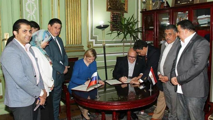 ИАТЭ поможет готовить специалистов для египетской АЭС «эд-Дабаа»