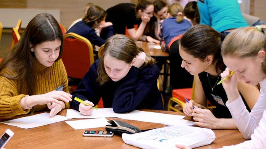 В Калужской области завершается 33-я конференция «Юность. Наука. Культура»