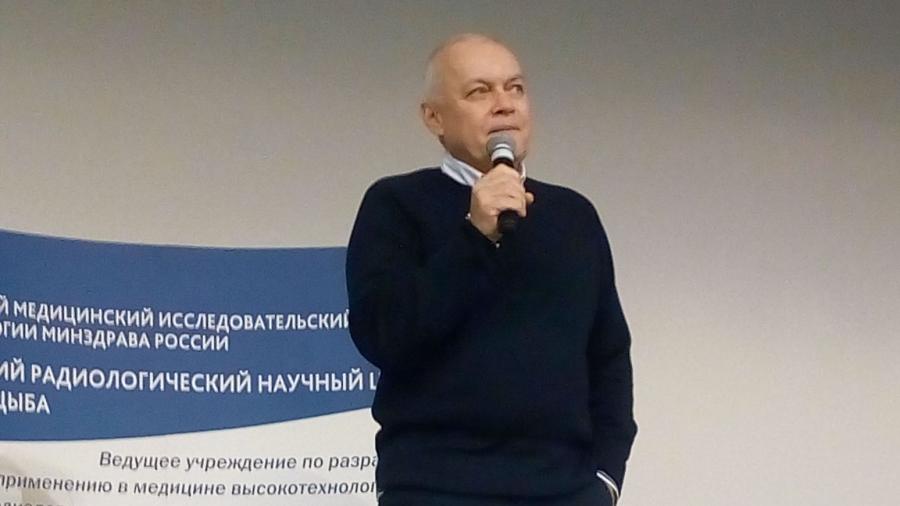 «Власть в квадрате» - обнинский МРНЦ пригласил Дмитрия Киселева