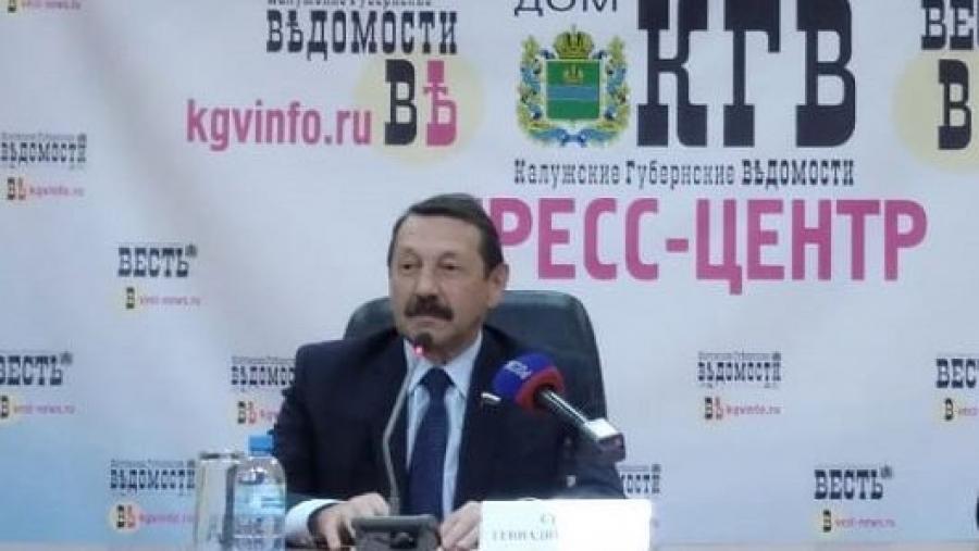 Геннадий Скляр рассказал об итогах весенней сессии Госдумы