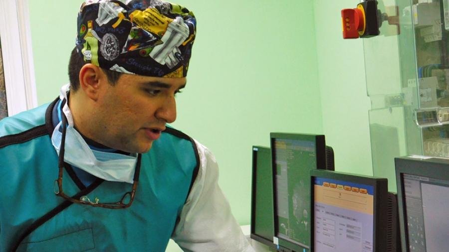 В обнинском МРНЦ провели первую в России радиоэмболизацию неоперабельной опухоли печени.