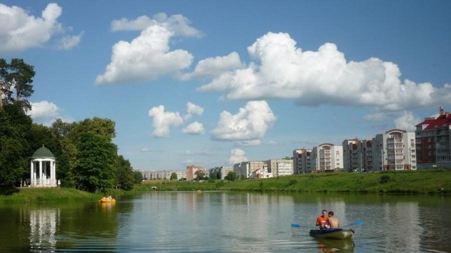 В Белкинском пруду утонул мужчина