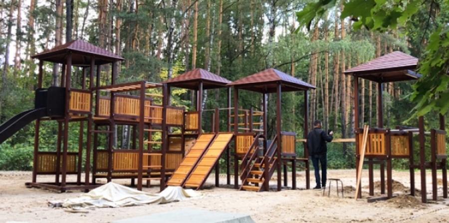 В обнинском Гурьяновском лесу поставят видеонаблюдение