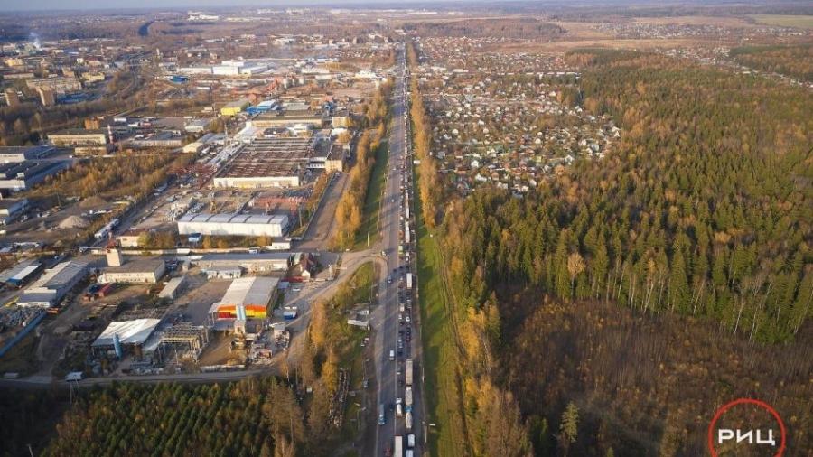 Автомобильные пробки в окрестностях Обнинска исчезнут только к середине декабря