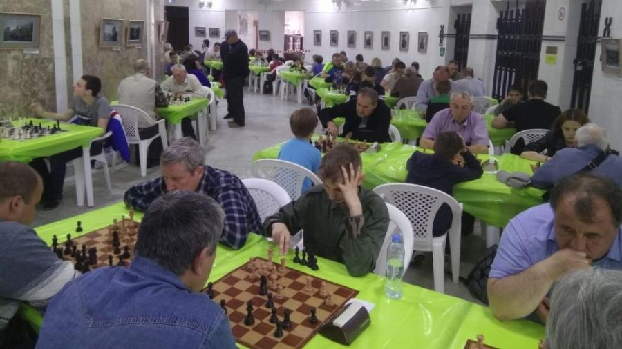 Всероссийский фестиваль по быстрым шахматам в Жукове выиграл обнинский кандидат в мастера Андрей Макович