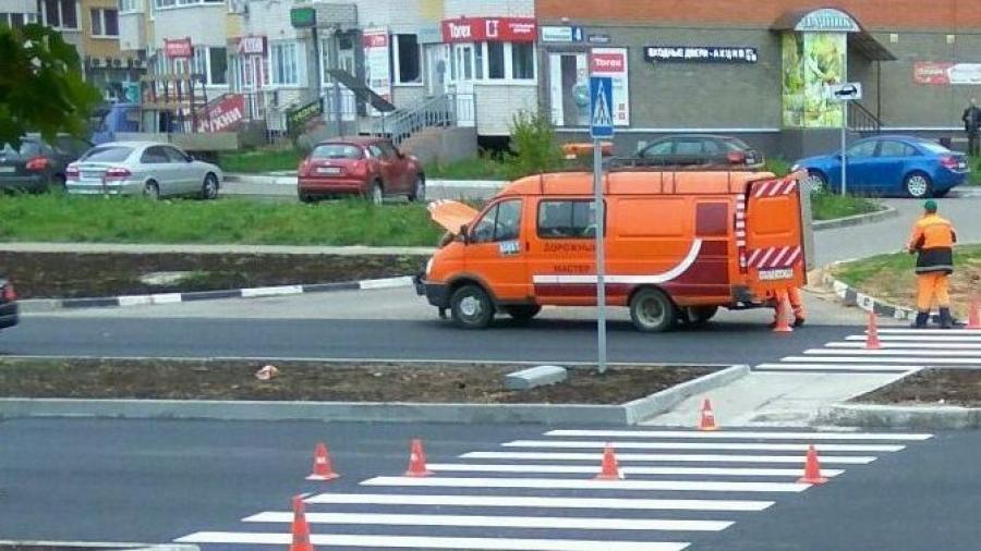 В росте числа наездов на людей на пешеходных переходах в Обнинске обвинили коммерсантов и власти города