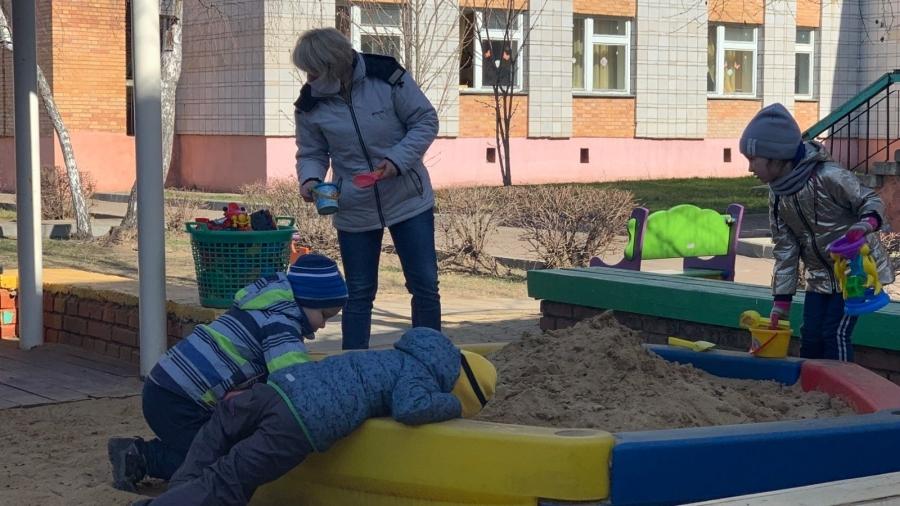 Дежурные группы в обнинских детских садах становятся все более востребованными