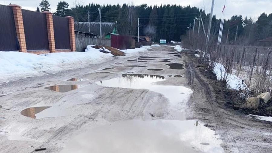 Жители Малоярославецкого района в буквальном смысле тонут в грязи
