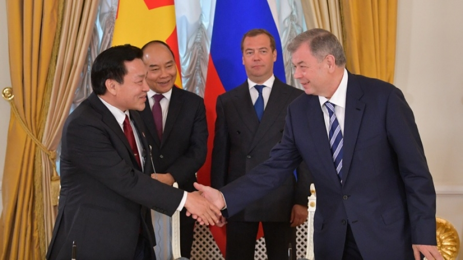 Калужская область и вьетнамская провинция Биньтхуан подписали соглашение о сотрудничестве