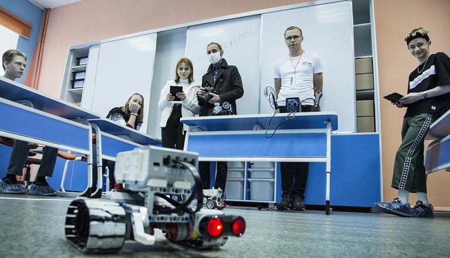 Калужская область будет готовить кадры для цифровой экономики со школьной скамьи