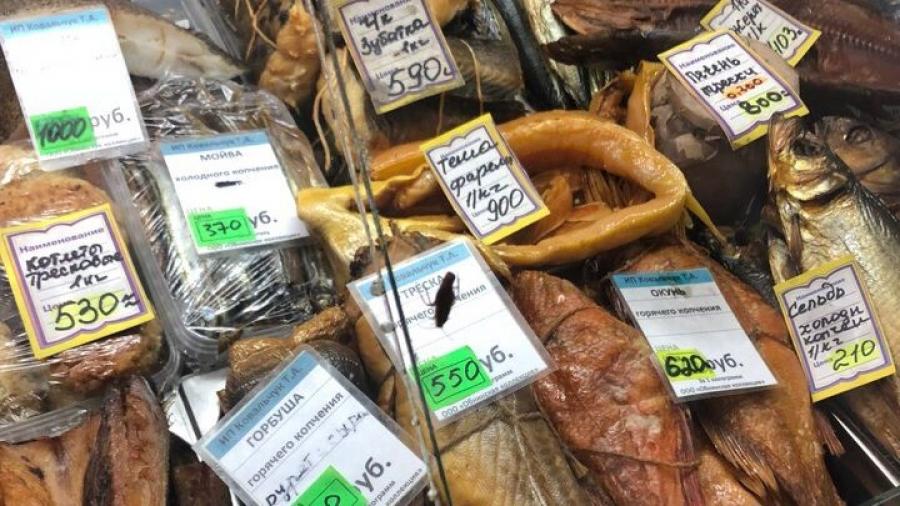 Журналистам снова жалуются на тараканов в магазинах Обнинска: на сей раз пруссаков горожане заметили в «Титанике»