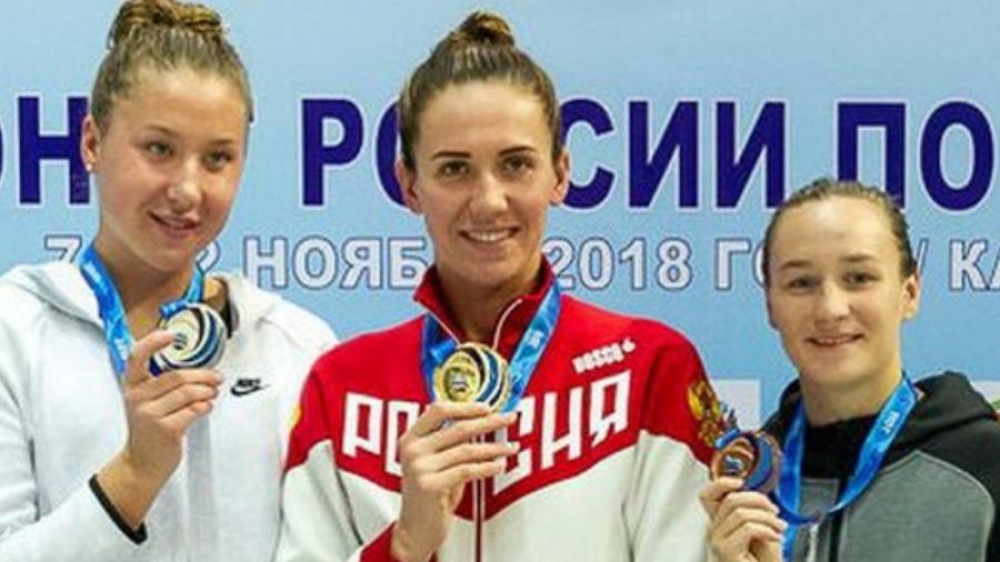 Сегодня обнинские пловцы будут участвовать в четырех финальных заплывах чемпионата России