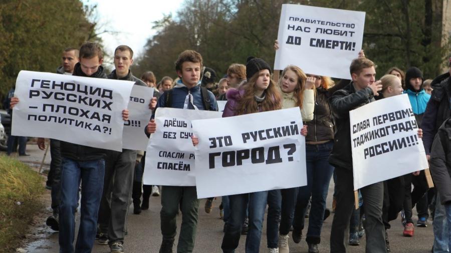 Олег Воронцов и его провокации