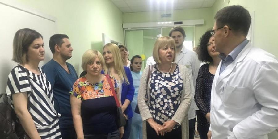 Обнинск посетили врачи из Института онкологии и радиологии Сербии
