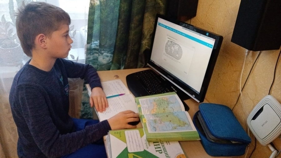 В Обнинске снижается число классов на дистанте