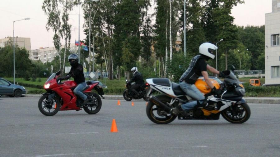 Мотоциклистов Обнинска и региона приглашают на открытый урок по безопасному вождению