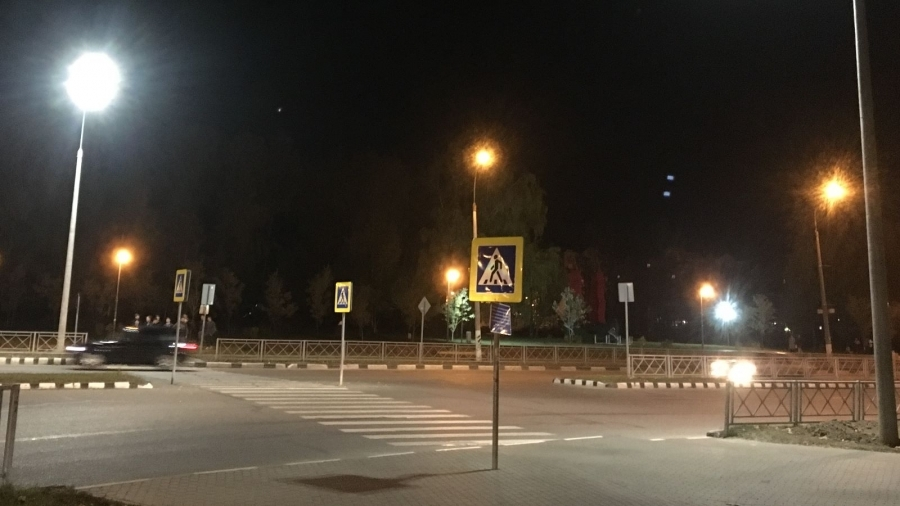 Директор обнинских «Горэлектросетей» отчитался, сколько новых светильников появилось в городе за год