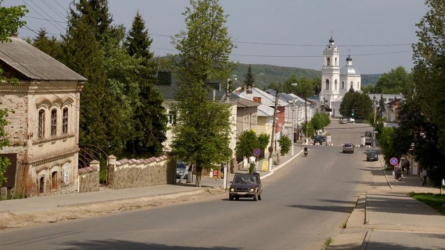 Улицам Тарусы вернут исторические названия