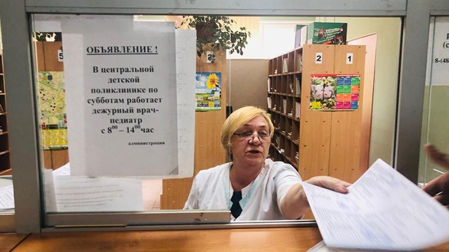 В детской поликлинике Обнинска в последние дни августа ажиотаж: успеют ли все дети пройти медосмотры?