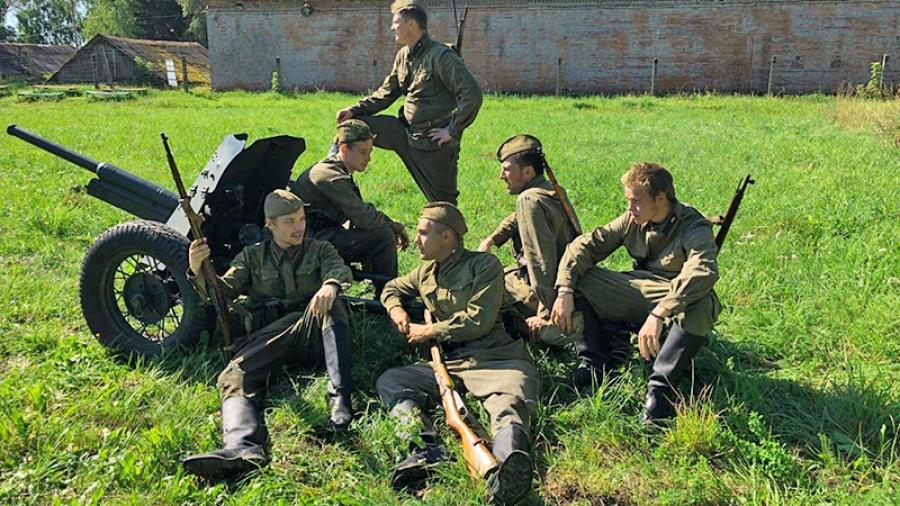 Сегодня официально начались съемки фильма «Ильинский рубеж»