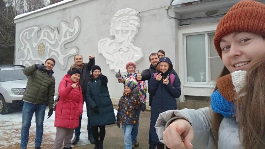 1 ноября в Городском парке Обнинска откроется выставка Надежды Чухловой, автора краеведческого проекта