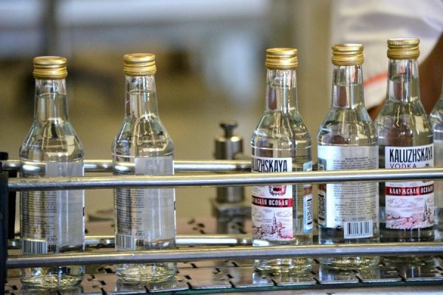В Обнинске заработал ликеро-водочный завод