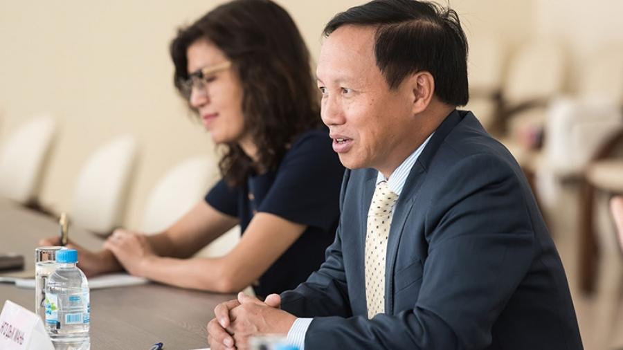 Под Обнинском стартует строительство вьетнамского молокозавода