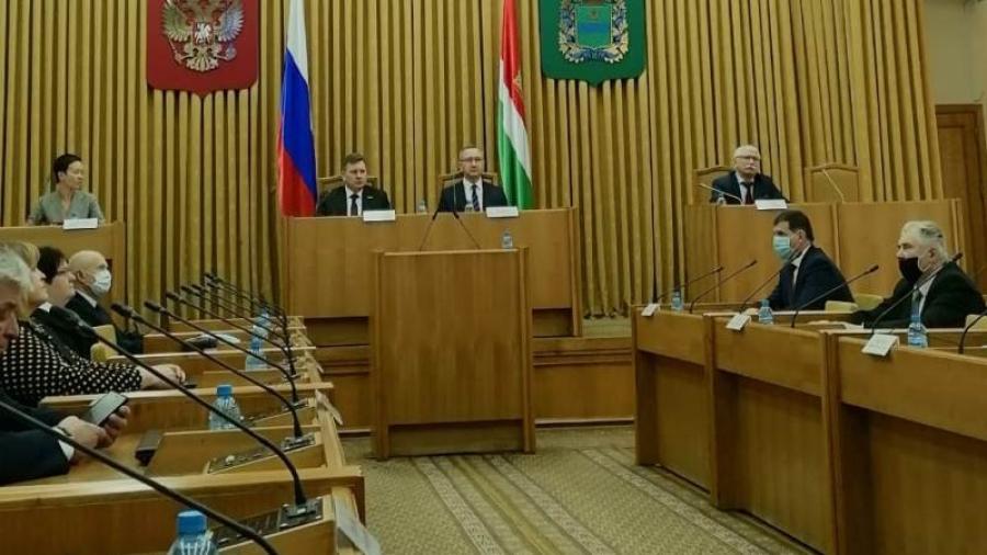 Главной темой X съезда муниципальных депутатов Калужской области стал контроль за нацпроектами