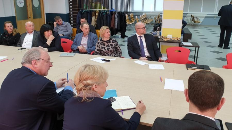 В обнинской «Точке кипения» обсудили будущее цифровой экономики Калужской области