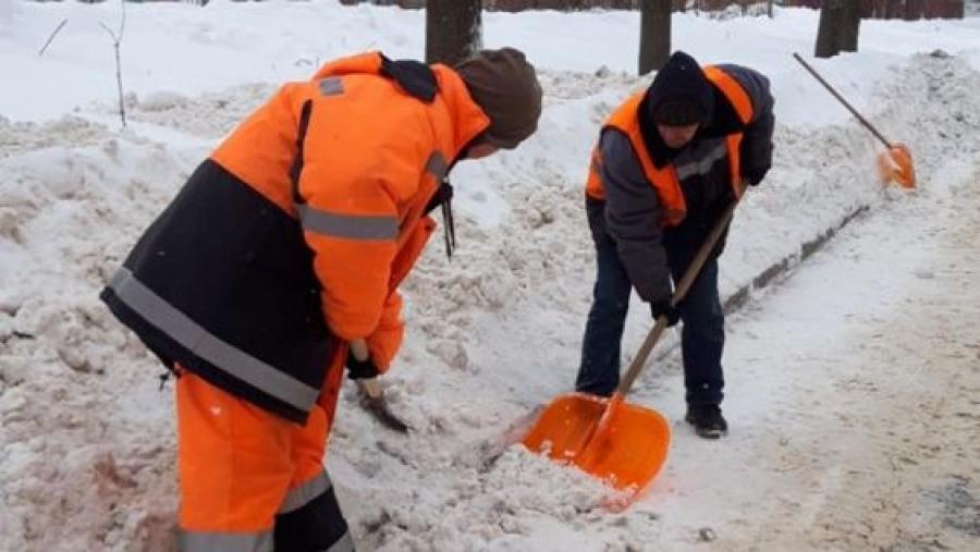 В Обнинске серьезных проблем из-за потепления не произошло