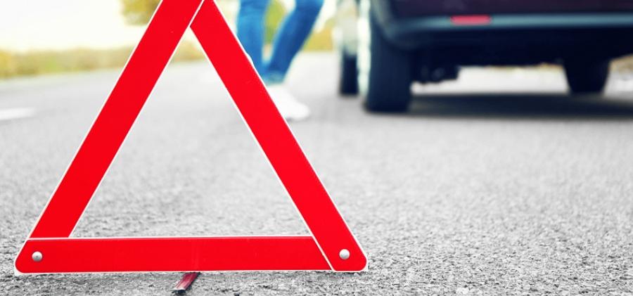В Обнинске разыскивают водителя, скрывшегося с места ДТП