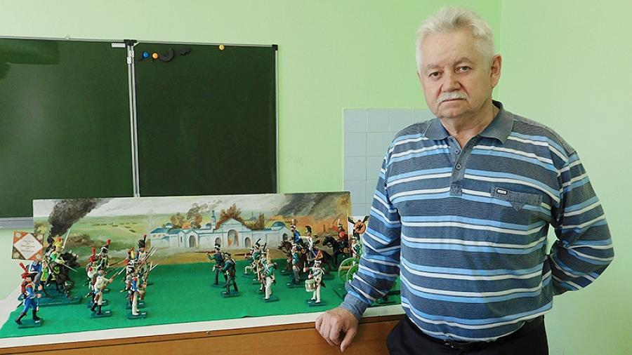 Две «армии» Новикова