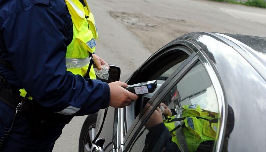 В Обнинске почти вдвое увеличилось количество выявленных нетрезвых водителей
