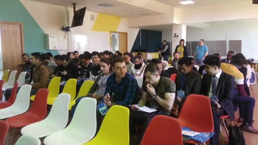 В ИАТЭ начал работу международный студенческий форум «Глобальные перспективы атомной отрасли»