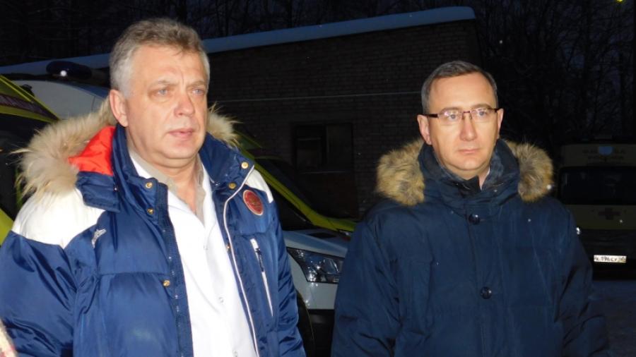 Обнинский мэр рассказал сотрудникам скорой о доплатах