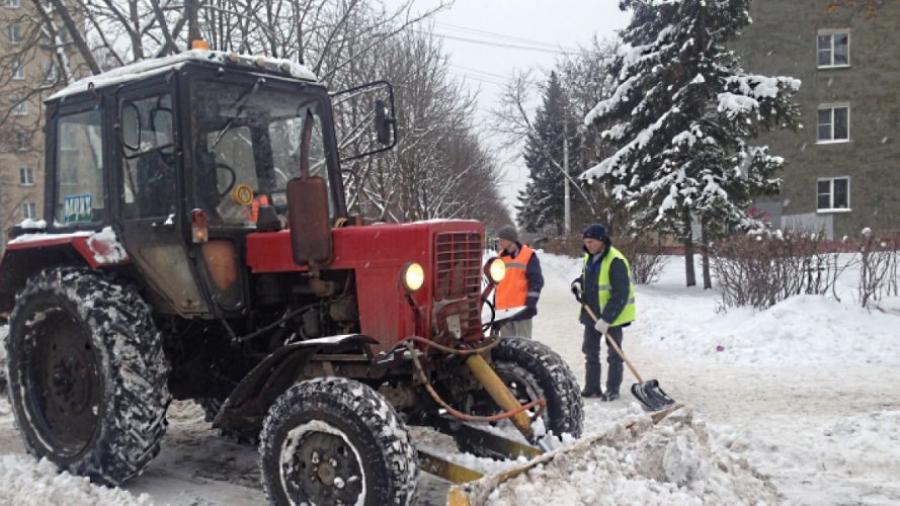 Обнинские коммунальщики уверены: теперь они готовы к зиме на все 100