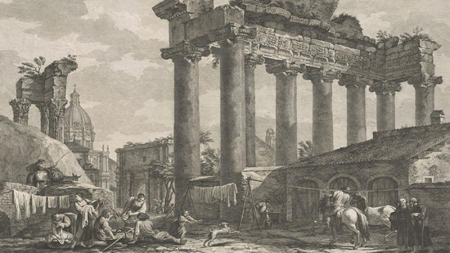 В Музее истории Обнинска зрители увидят гравюры, которые прежде вообще нигде не выставлялись