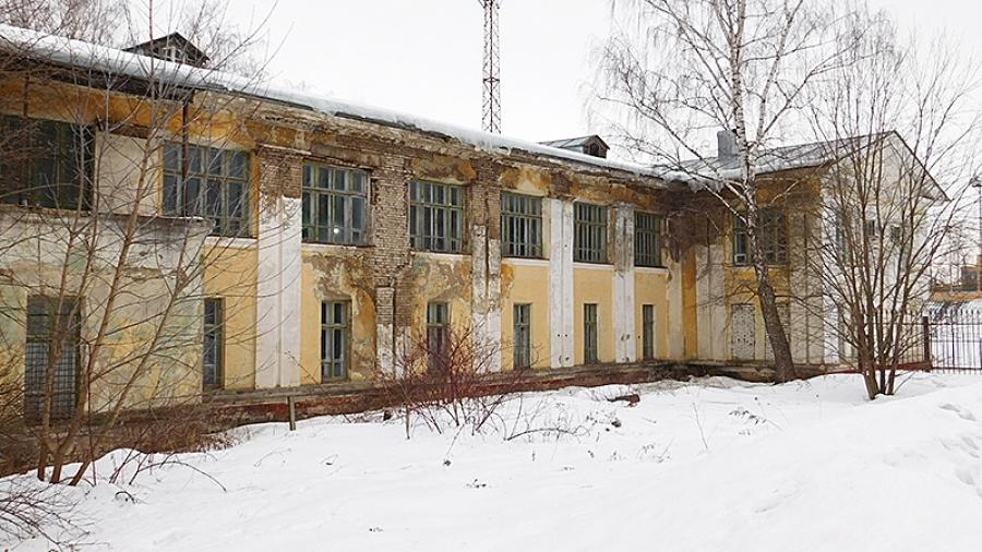 Спортзал на обнинском стадионе, построенный в 1954 году, требует капитального ремонта