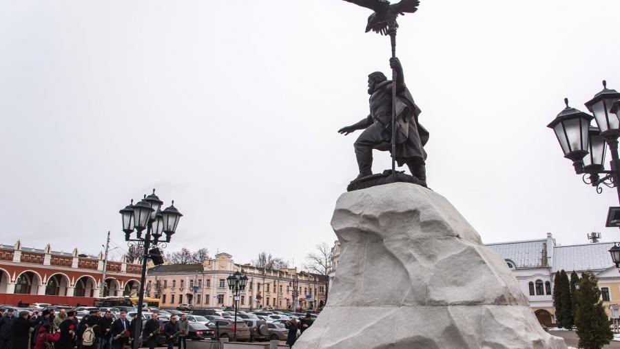 Сегодня в Калужской области отмечают 580-летие Великого князя Ивана III