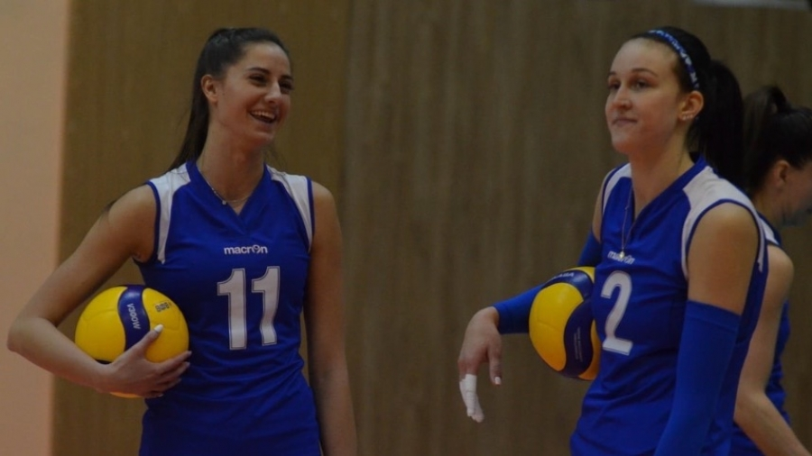 Обнинске волейболистки выиграли два матча подряд