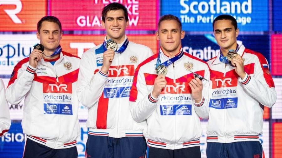 Обнинский пловец Михаил Вековищев взял золото на Чемпионате Европы в Глазго!